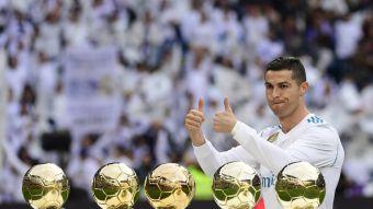 [VIDEO] Cristiano Ronaldo se cree el mejor de la historia