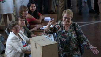 [FOTOS] Revisa las primeras imágenes de lo que va de esta jornada de elecciones