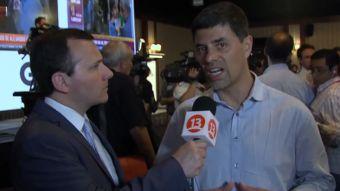 [VIDEO] Marcelo Díaz por segunda vuelta: Son cifras irremontables