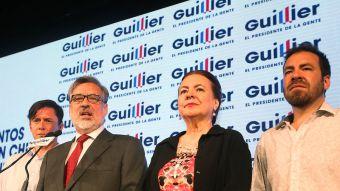 Guillier reconoció la derrota