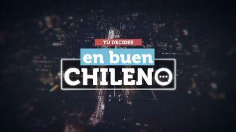 En Buen Chileno Presidencial 17 de diciembre