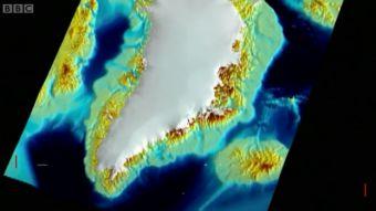 [VIDEO] ¿Cómo se vería Groenlandia sin hielo?