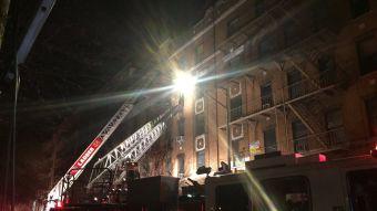 Grave incendio deja al menos 12 muertos en edificio residencial en Nueva York