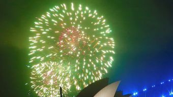 [FOTOS] Así se vive el año nuevo en el mundo