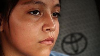 [VIDEO] La odisea de una niña salvadoreña para llegar a Estados Unidos