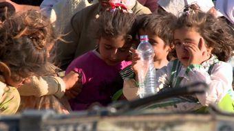 [VIDEO] Profesores en Irak ayudan a sus alumnos a superar la amenaza del Estado Islámico