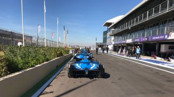 [FOTOS] Así se vive en Marrakech una nueva carrera de la Fórmula E
