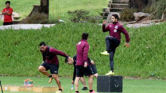 [FOTOS] Colo Colo vive nuevo día de pretemporada en La Serena