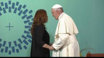 La desgarradora petición de una interna al Papa Francisco: Misericordia para soportar el dolor