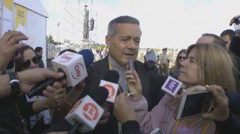 [VIDEO] ¿Por qué no deja la sotana?: El tenso diálogo de una periodista argentina con Juan Barros