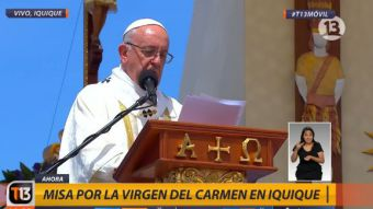 [VIDEO] Papa e inmigrantes: No nos privemos de todo lo bueno que tienen para aportar