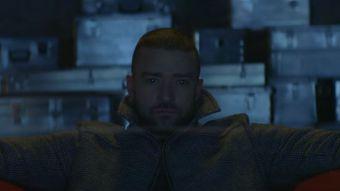 Justin Timberlake presentó su nuevo tema y videoclip