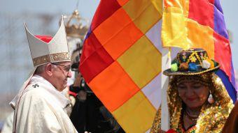 [FOTOS] El Papa visita Iquique en su último día en Chile