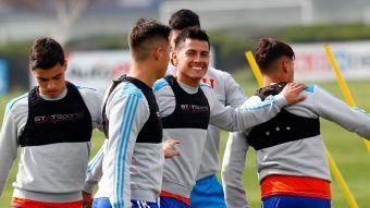 """Rafael Caroca admite opción en Colo Colo: """"Tuve una conversación, pero no fue más allá"""""""