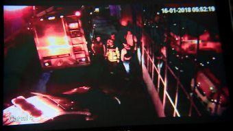 [VIDEO] Roban a Bomberos de La Cisterna mientras atendían una emergencia