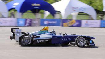 [VIDEO] Comienza instalación de pits para el Santiago E-Prix de la Fórmula E