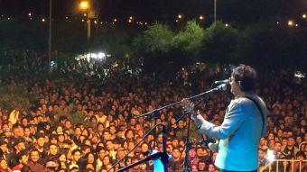 Alcalde relata el bochornoso espectáculo de Los Tres en Talagante: Dieron puro jugo