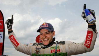 Ignacio Casale se convierte en campeón del Rally Dakar 2018