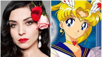 Así suena la canción de Sailor Moon en la voz de Mon Laferte
