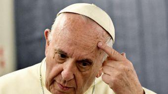 Papa Francisco pide perdón a víctimas de Karadima: La palabra prueba me jugó una mala pasada