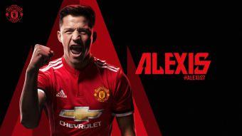 [VIDEO] Fin a la espera: Manchester United hace oficial el fichaje de Alexis Sánchez