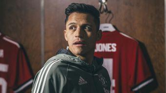 """[VIDEO] Primera entrevista de Alexis en United: """"Espero dar lo mejor y ganar muchos trofeos"""""""