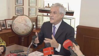 [VIDEO] Piñera: Mañana presenta gabinete
