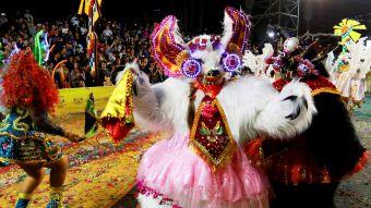[FOTOS] Revisa las postales que ha dejado el Carnaval Andino Con La Fuerza del Sol en Arica