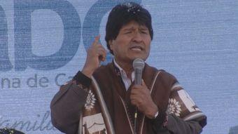 [VIDEO] La nueva ofensiva de Evo Morales: Chile vive del contrabando