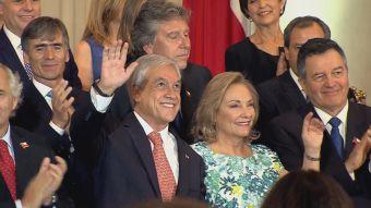 [VIDEO] Piñera prepara la lista de subsecretarios e intendentes que estarán durante su mandato