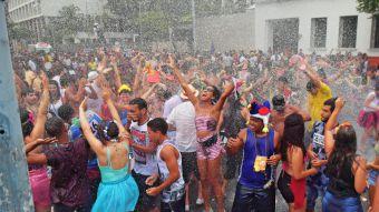 [FOTOS] Revisa cómo se está disfrutando del comienzo del carnaval de Río de Janeiro