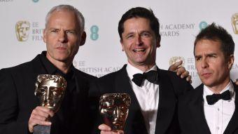e9ffdaece  FOTOS  Los ganadores e invitados de los premios BAFTA 2018