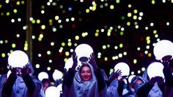 [FOTOS] Así fue la ceremonia de clausura de los Juegos Olímpicos de Invierno Pyeongchang