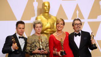 [FOTOS] Así celebraron los grandes ganadores de los Premios Oscar