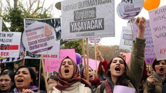 [FOTOS] Así fueron las marchas de conmemoración del Día de la Mujer en el mundo