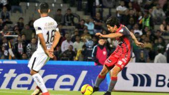 [VIDEO] Nicolás Castillo y Matías Fernández marcaron en la victoria del Necaxa sobre Pumas UNAM