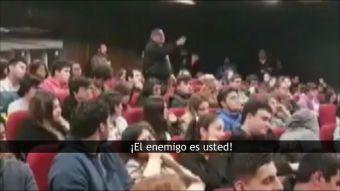 [VIDEO] La polémica que llevará a Kast a invocar la Ley Zamudio contra la Universidad de Concepción