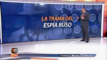 [VIDEO] Carlos Zárate explica el caso del ex espía ruso que murió envenenado en Inglaterra