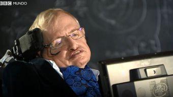 [VIDEO] ¿Cuál era el mayor deseo del físico Stephen Hawking?
