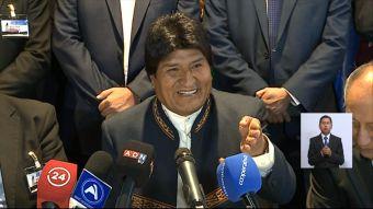 [VIDEO] ¿Por qué Evo Morales dijo que Antofagasta fue, es y será boliviana?