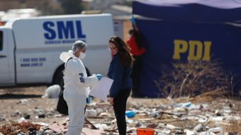 Puente Alto: encuentran piernas de joven descuartizada