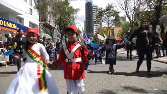 [VIDEO] Bolivia se prepara para el día del mar: Homenajean a su héroe de la Guerra del Pacífico