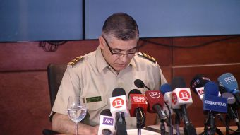 [VIDEO] Ex jefe de inteligencia de Carabineros irá a la justicia