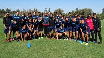 [FOTOS] Claudio Bravo entrena con Magallanes en Malloco