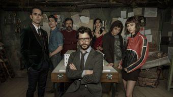 """La serie """"La casa de papel"""" ha logrado gran éxito en varios países"""