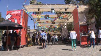 [VIDEO] Festival Gastronómico Ñam se toma el cerro Santa Lucía