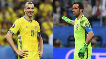 [VIDEO] Suecia versus Chile: Ibrahimovic y Bravo son los grandes ausentes en Solna