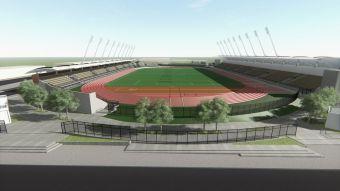[FOTOS] Con pista atlética y para 5.000 espectadores: el nuevo estadio que tendrá San Antonio