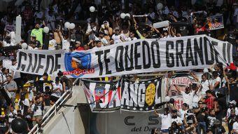 """[FOTOS] """"Colo Colo te quedó grande"""": Así recibieron los hinchas a Guede en Quillota"""