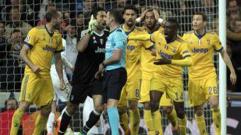 c1218e21df49d Árbitro del polémico Real Madrid-Juventus recibe protección policial por  amenazas